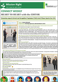 Issue 37 Heart to Heart